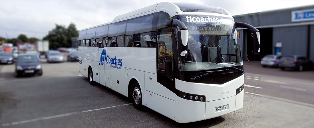 51 Seat Luxury Coach - Travel Ireland Coaches