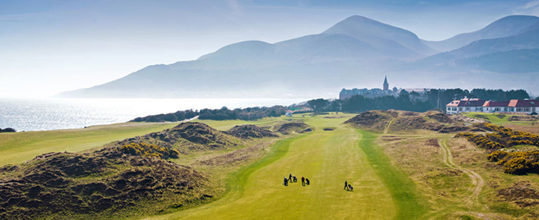 Golf Travel & Tours - Travel Ireland Coaches