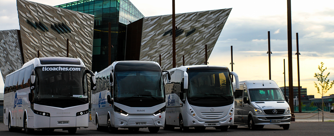 VIP & Executive - Travel Ireland Coaches