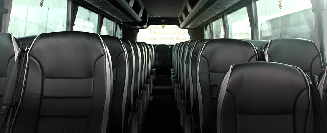Travel Ireland Coaches Fleet
