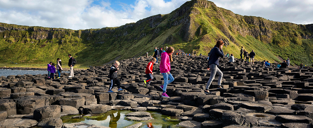 Giants Causeway - Travel Ireland Coaches