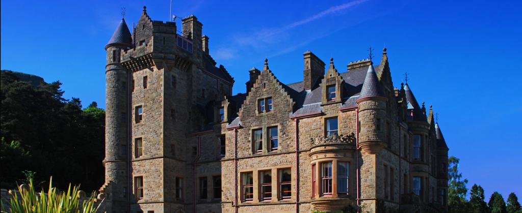 Belfast Castle - Travel Ireland Coaches