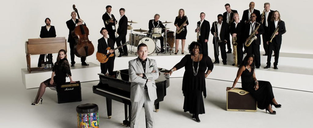 Jools Holland and his Rhythm And Blues Orchestra - Travel Ireland Coaches
