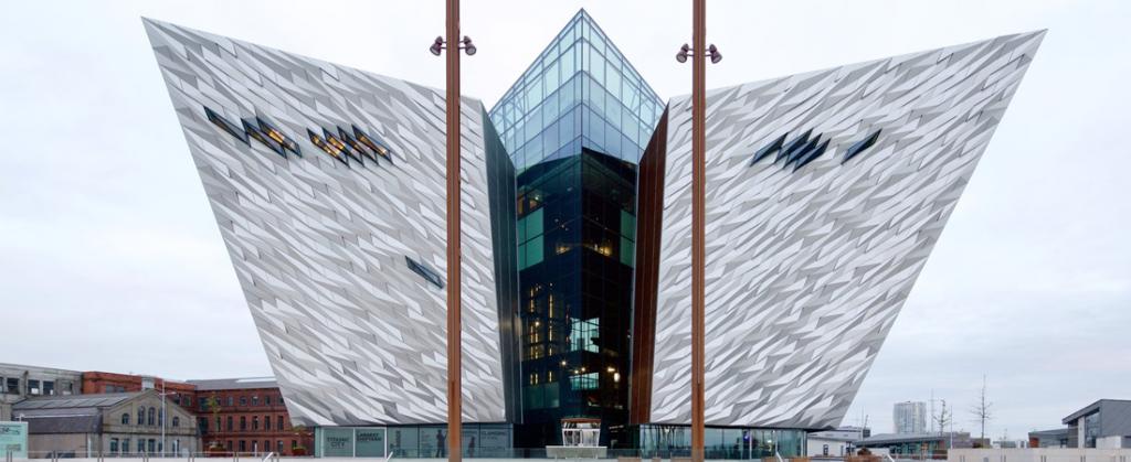 Titanic Belfast - Travel Ireland Coaches